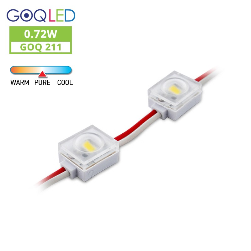 GOQ 01WS-LF(0.72W) W65K ($0.75/ea, 50 modules / unit)