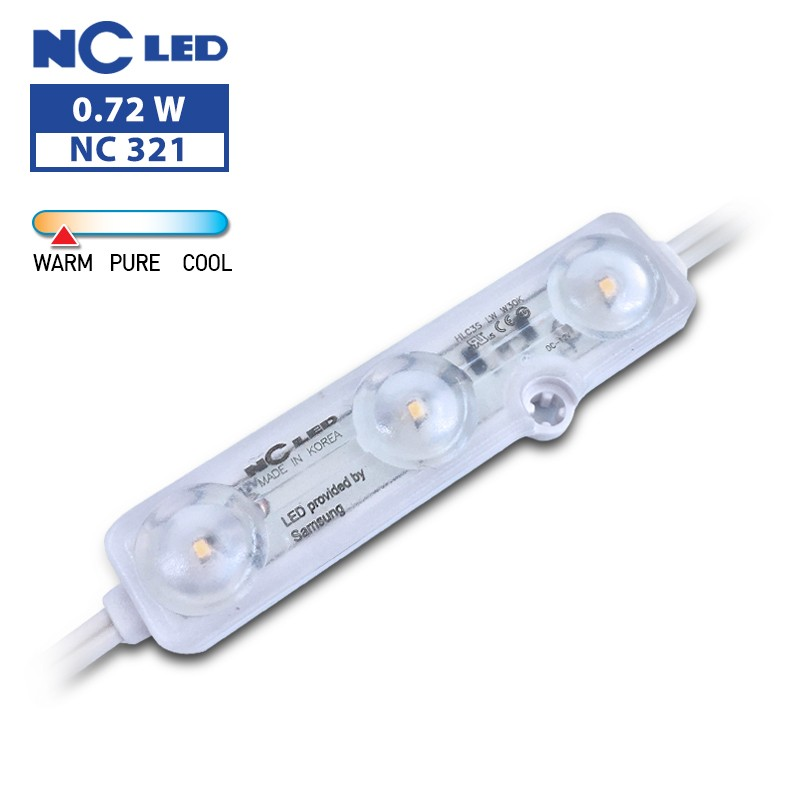 NC HLC3S LW W30K Wide beam angle (50 modules / unit)
