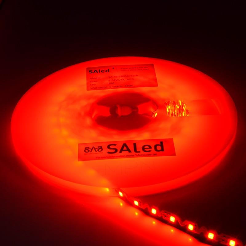 SA FS ZIGZAG 72 RED (7.2 W/M, 5 Metre/roll) G2