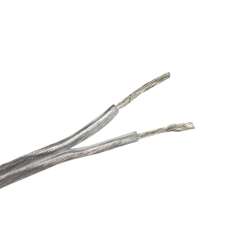 LED WIRE 18AWG 2C NUDE (50M/Roll)