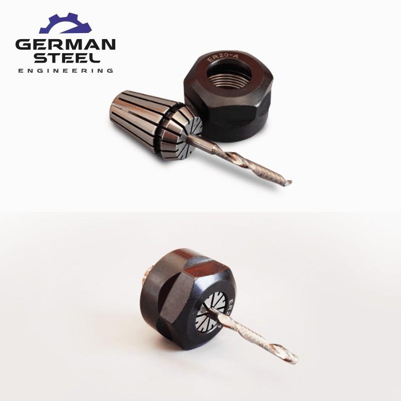 GS COLLET ER 16 SERIES_ 3.175mm ~ 6mm