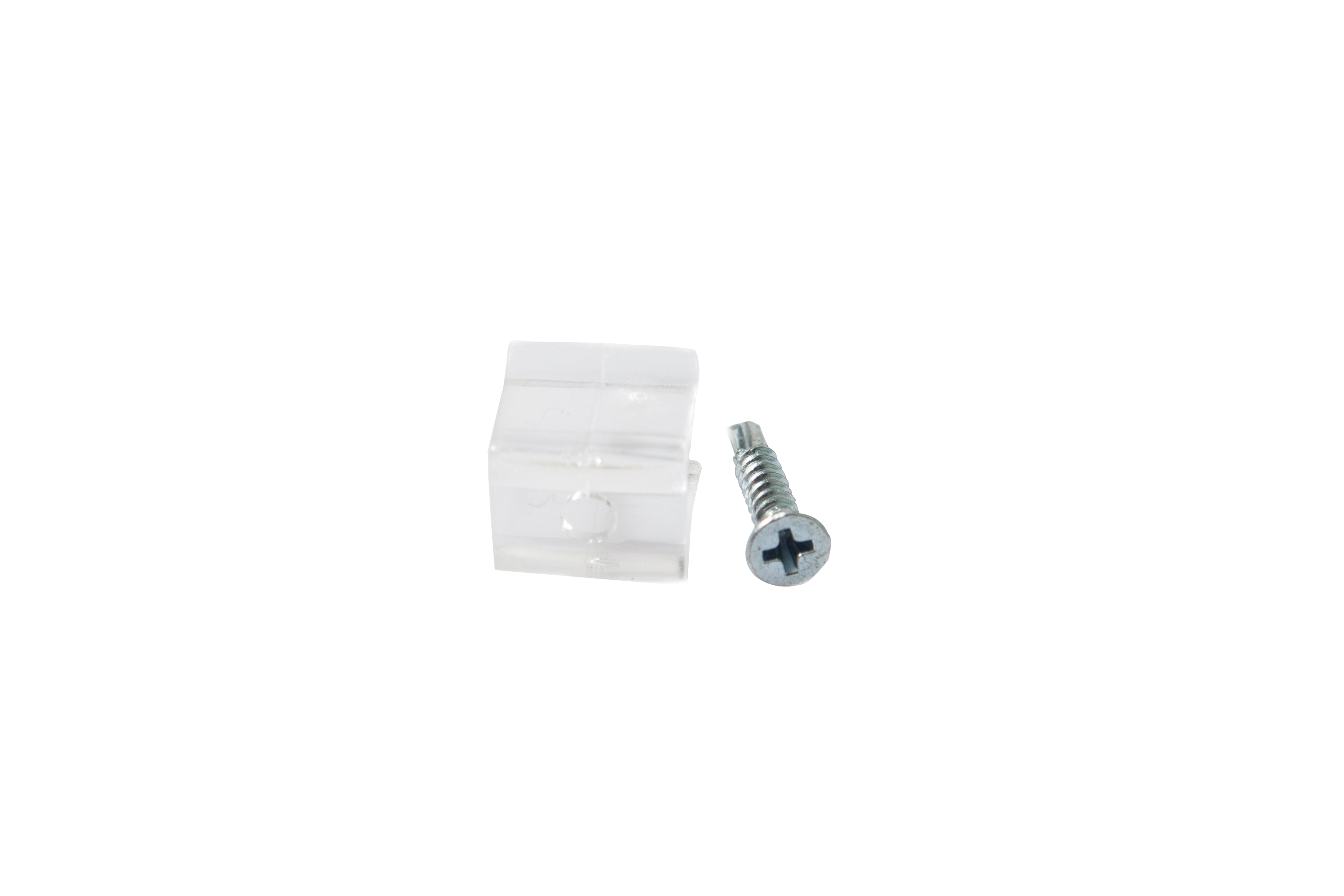 SA CLEAR MOUNT 12MM LONG ( PACK 20)