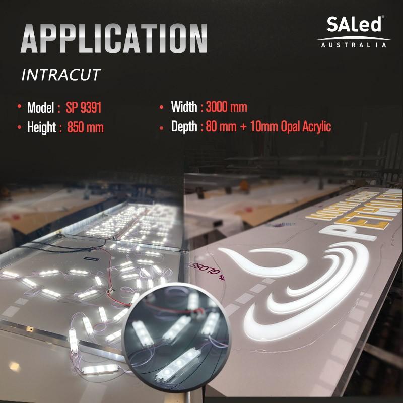 SA SP3W 3W 12V 6500K  (20 modules / unit)