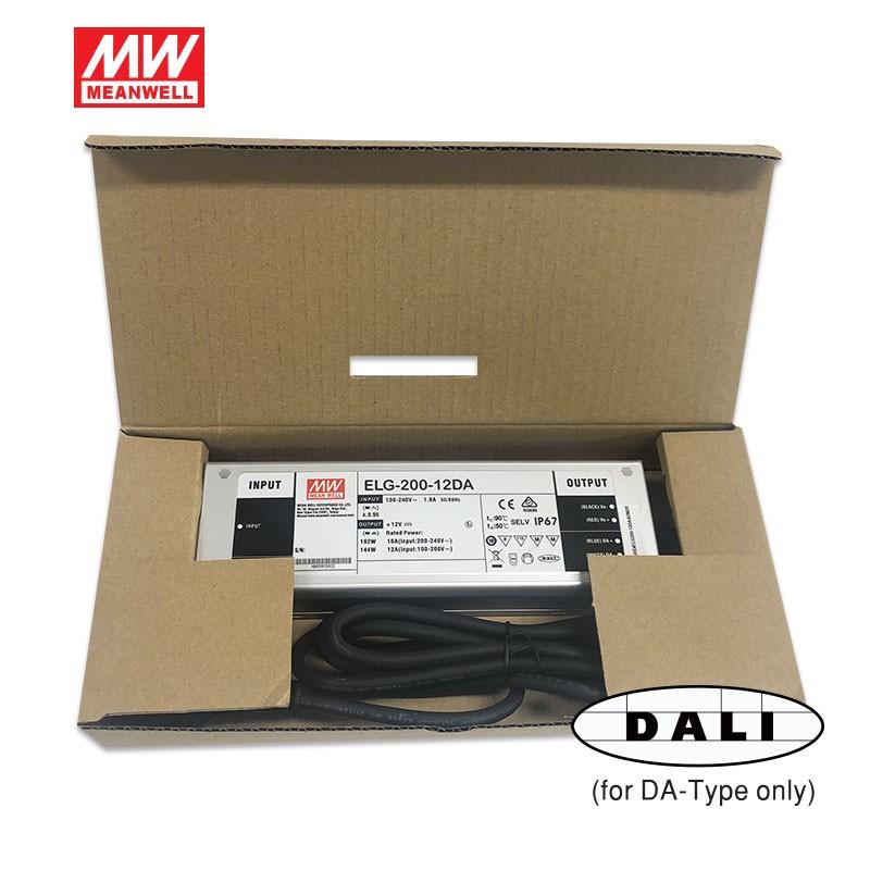 SA ELG 200 16A 12V with 3 pin plug (DALI)